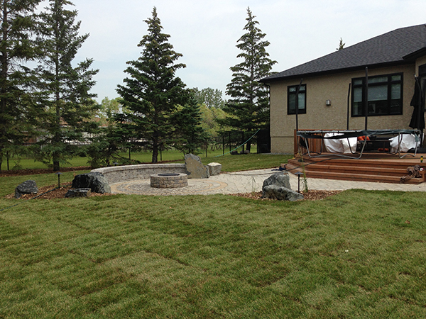 The Lawn Salon Winnipeg Landscape Design Winnipeg