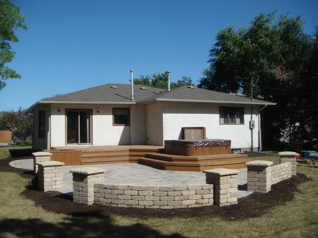 Landscaping in Winniepg? Call 204-255-7319