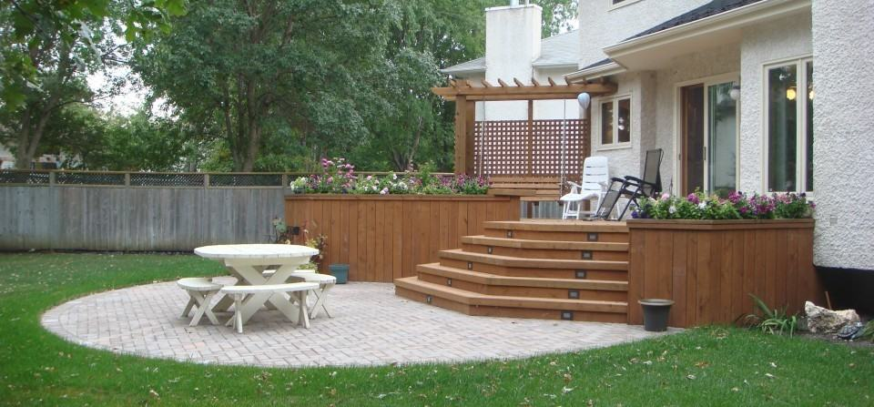 Landscape Ideas: Deck and Patio