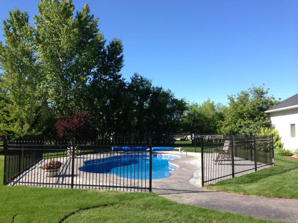 Think outside of the box when it comes to pool security fencing