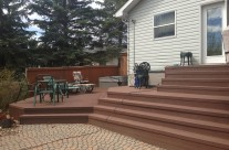 Deck and Patio Landscaping for Winnipeg