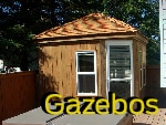 View all Gazebos