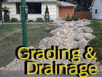 View all Grading & Drainage