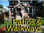 View all Patios & Walkways