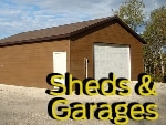 View all Sheds & Garages