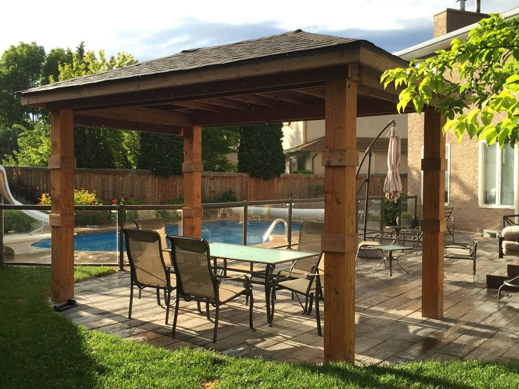 1st  gazebos, outdoor wood structures