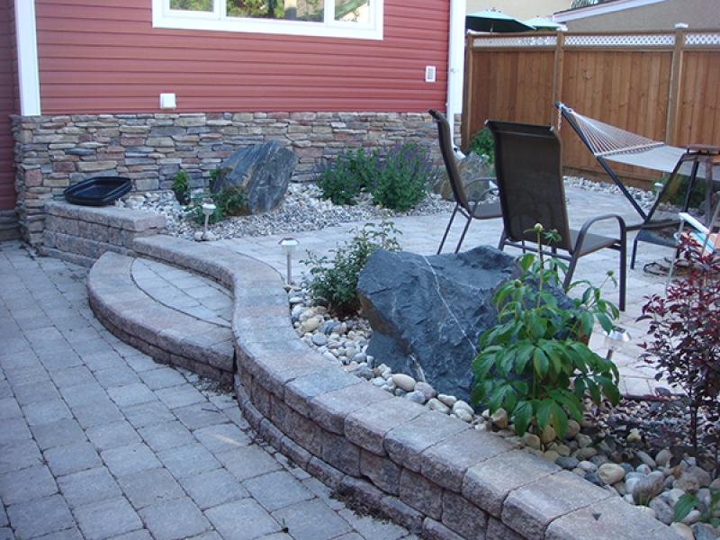 More Rock Gardens...