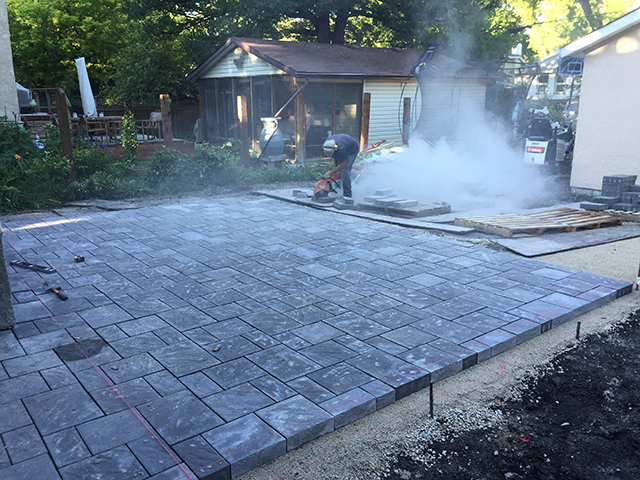 Lead Patios and Walkways