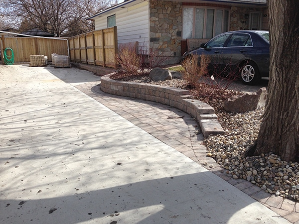 Lead image retaining walls, paving stone driveways.JPG