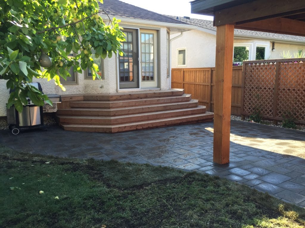 Lead Image Decks and Patios