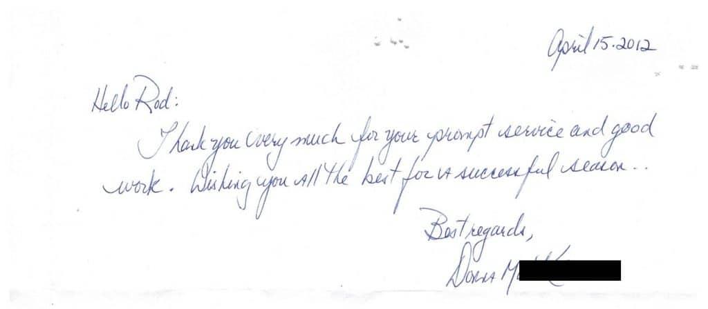 Donna, April 15, 2012