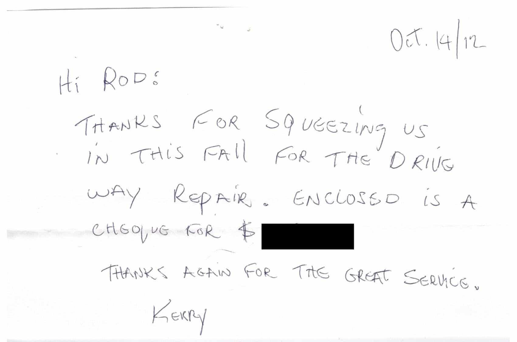 Kerry, October 14, 2012